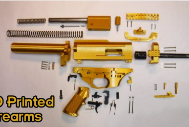 3D Print General – 3D Printed Guns, Where Are We Now? Interview with CTRL Pew