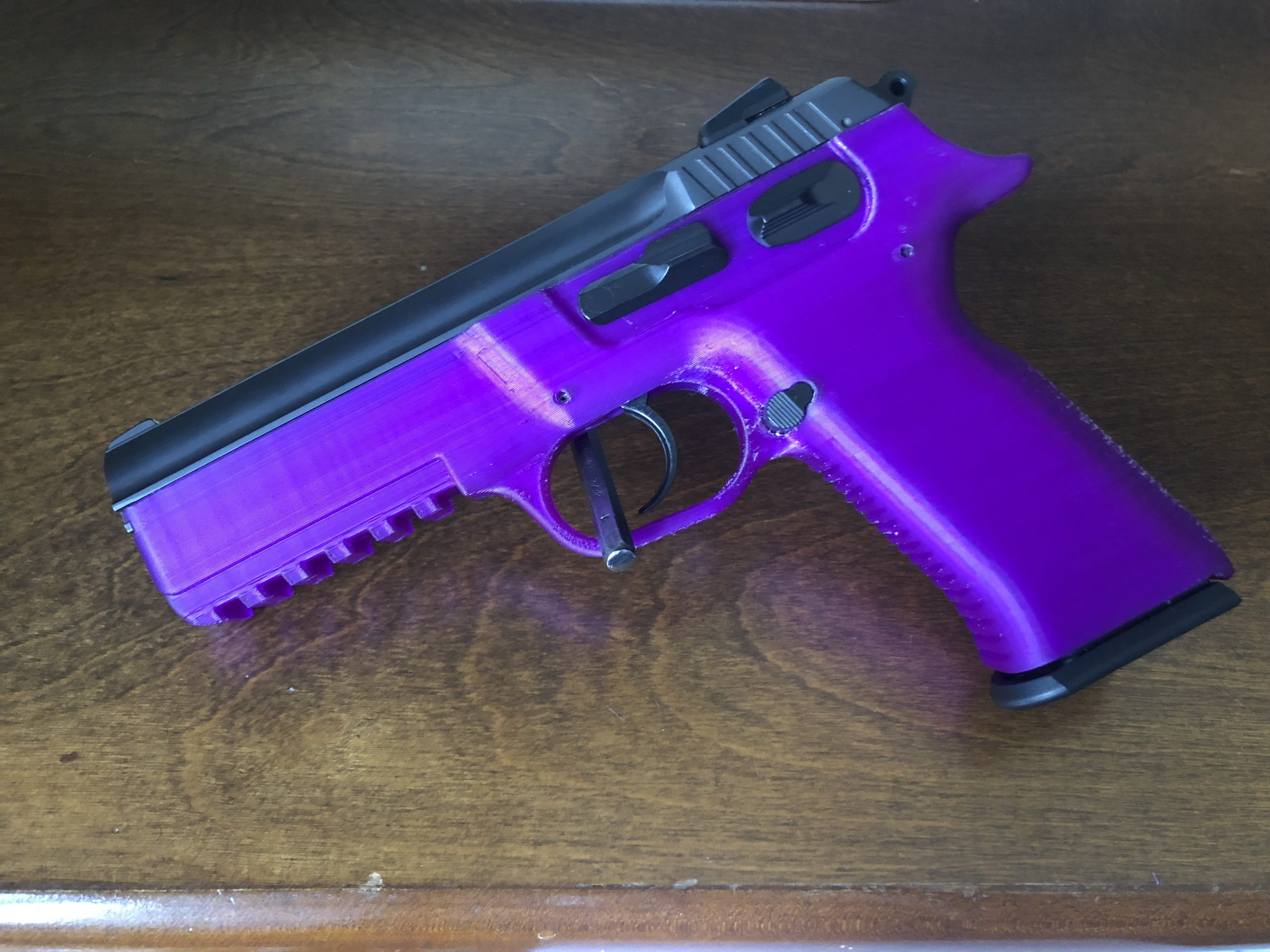 File Drop: EAA Witness 9mm 3D Printable Frame