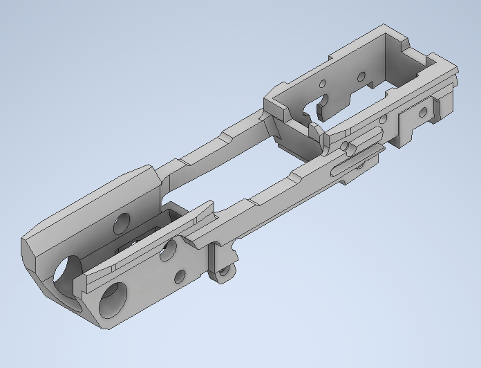 File Drop: Ruger American Pistol Chassis