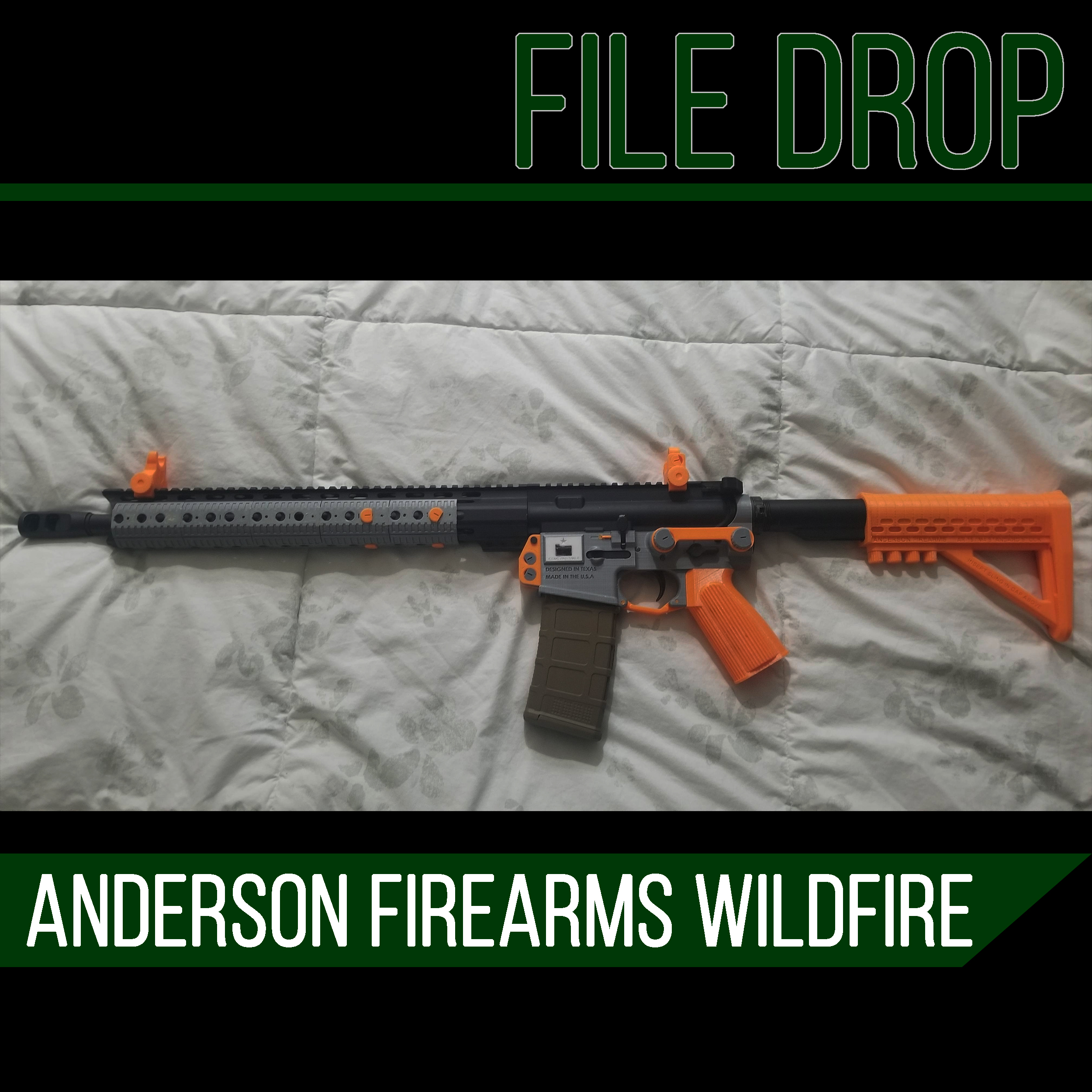 File Drop: Anderson Firearms WildFire (Plus Extras)