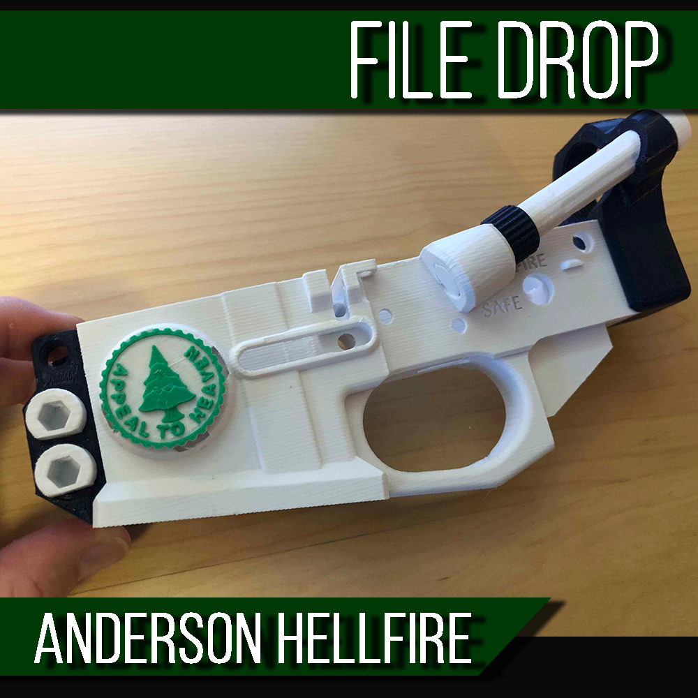 File Drop: Anderson Firearms Hellfire