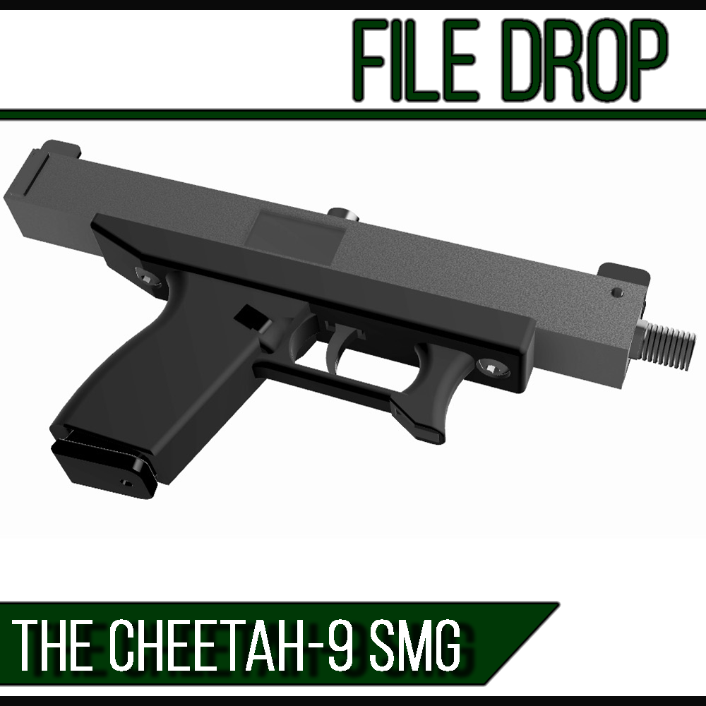 File Drop: The Cheetah-9 Hybrid SMG