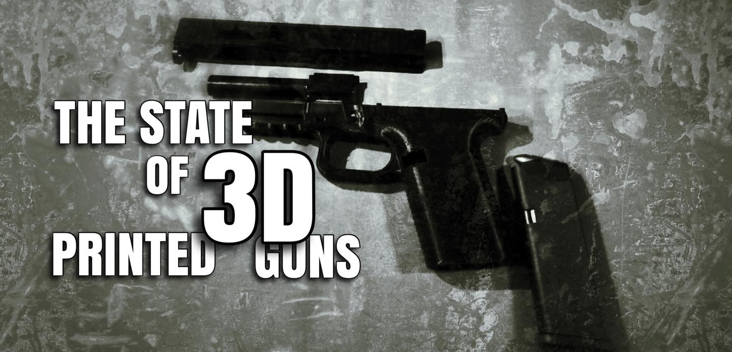 The Current State of 3D Printing Guns via The Thinking Woodsman