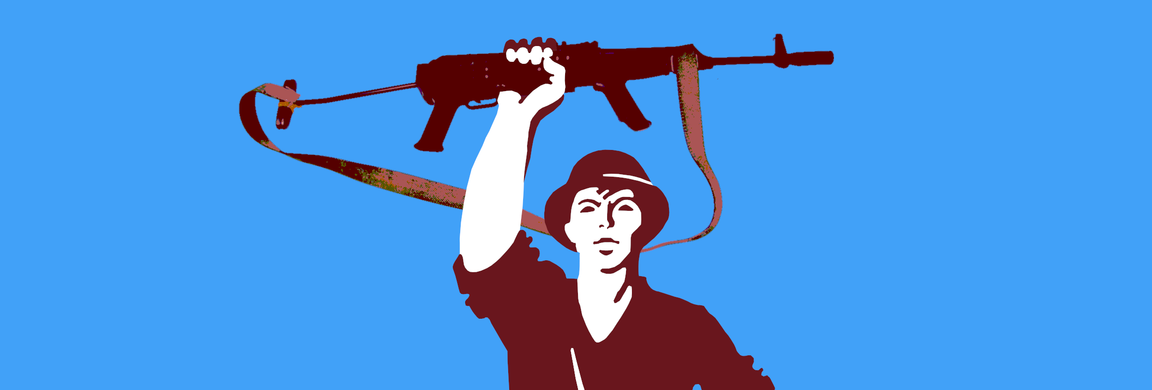 """Poster: """"Under no pretext should arms and ammunition be surrendered!"""""""